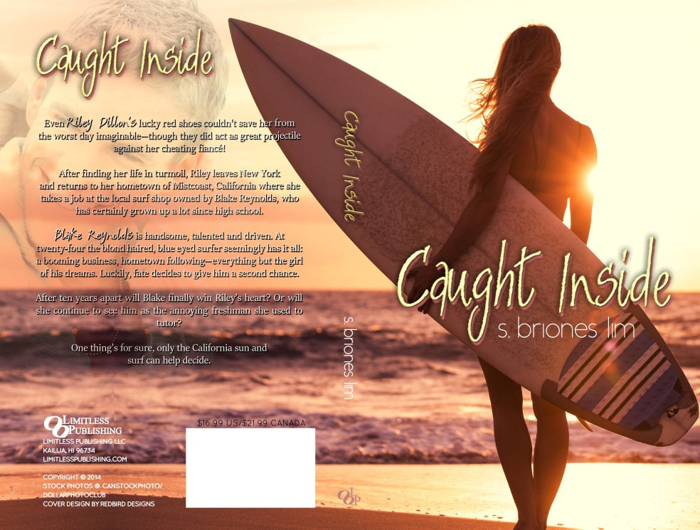 Caught Inside by S. Briones Lim